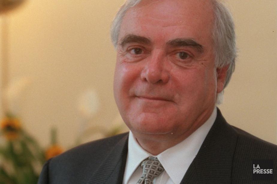 Marcel Masse, en 1999.... (Photothèque La Presse)