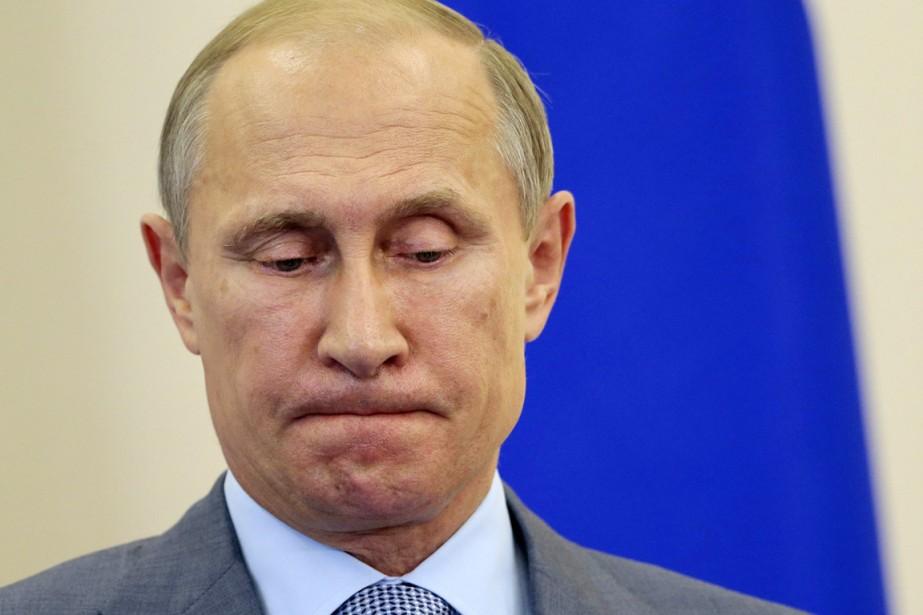 Le président russe Vladimir Poutine (ci-dessus) rencontrera aujourd'hui... (PHOTO IVAN SEKRETAREV, ARCHIVES REUTERS)