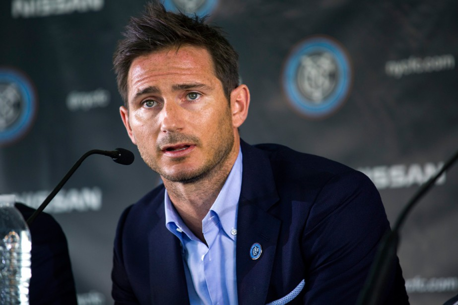 Frank Lampard... (Photo Craig Ruttle, archives AP)