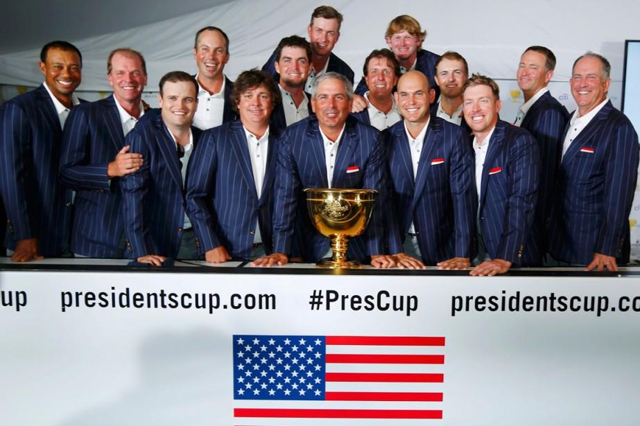 L'équipe américaine a remporté la dernière édition de... (Photo Jeff Haynes, archives Reuters)