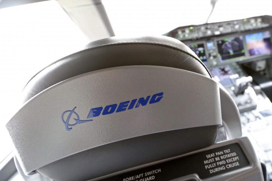 La forte hausse des commandes d'avions de ligne... (Photo archives Bloomberg)