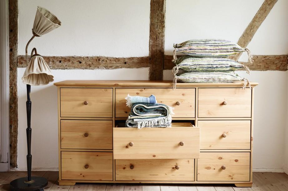 Ikea 2015 esprit maison de campagne - Letto in legno ikea ...