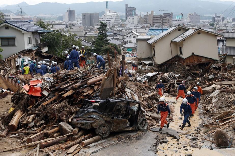 Selon la municipalité de Hiroshima qui a ouvert... (Photo JIJI PRESS, AFP)