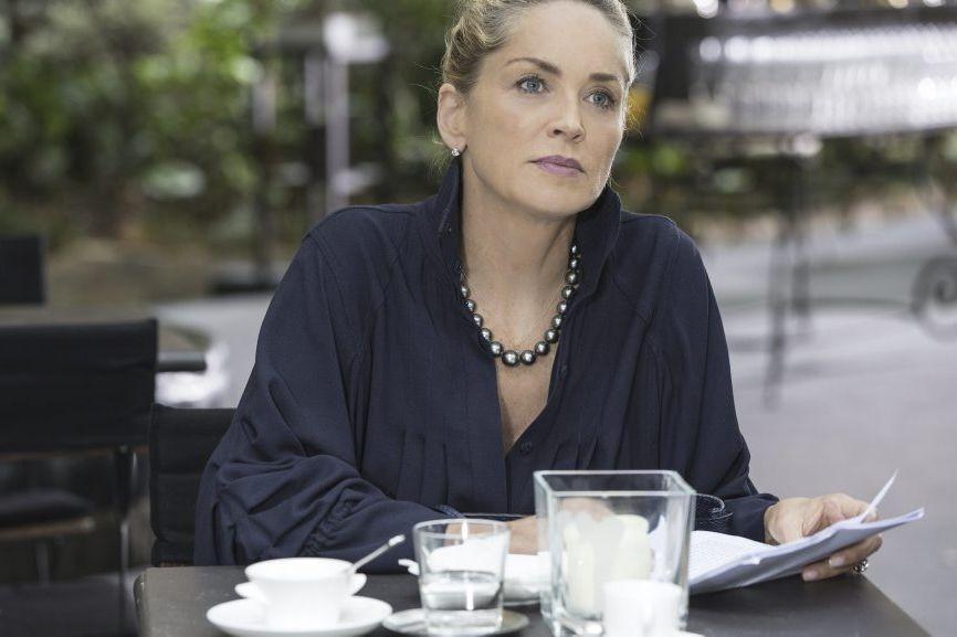 Sharon Stone incarne une éditrice qui encourage un... (Photo: fournie par le FFM)