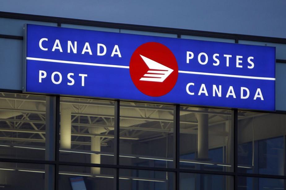 Postes Canada affiche déjà une meilleure... (Photo Archives La Presse Canadienne)