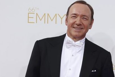 Kevin Spacey... (Photo: Reuters)