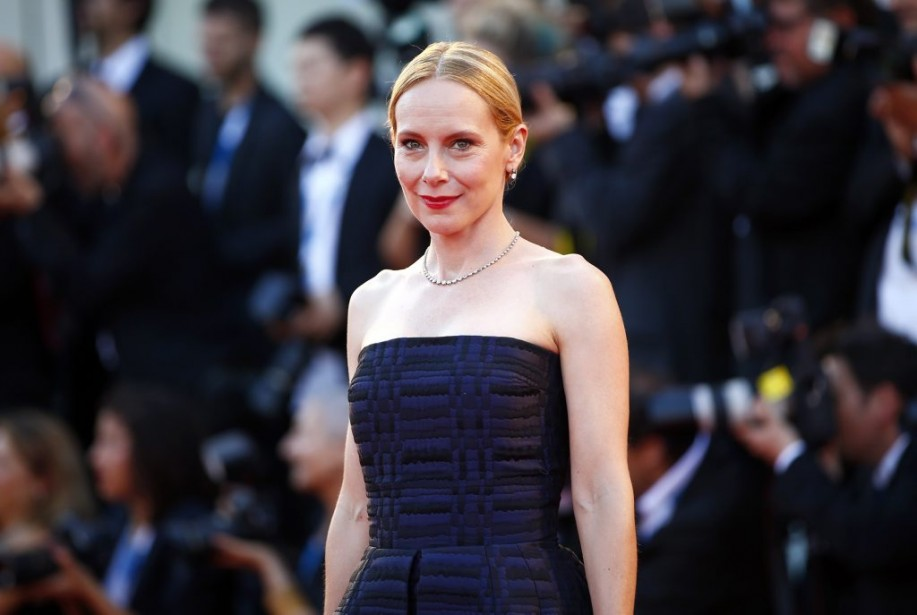 Jour 1 - Mercredi 27 août : Amy Ryan (Photo: Reuters)