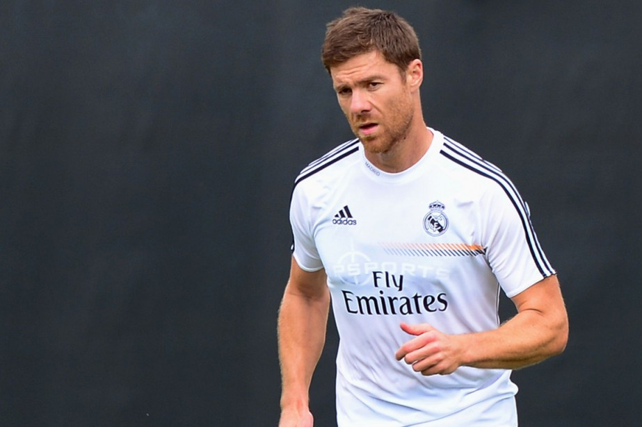 Xabi Alonso... (Photo Frederic J. Brown, AFP)