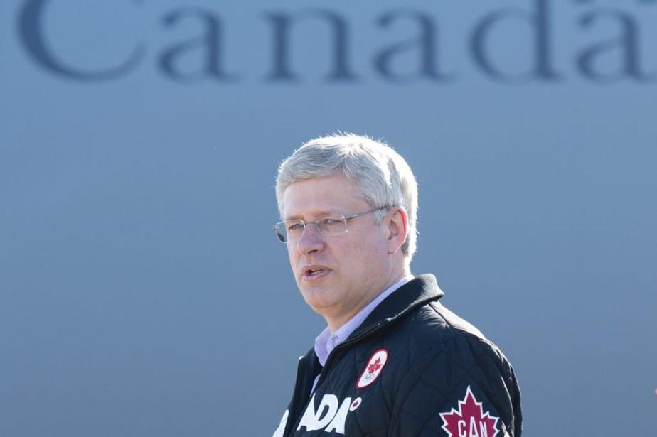 Stephen Harper... (PHOTO ADRIAN WYLD, ARCHIVES LA PRESSE CANADIENNE)