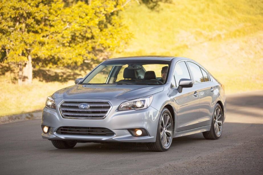 Trop raisonnable, trop banale, trop modeste. La Subaru Legacy fait partie de...