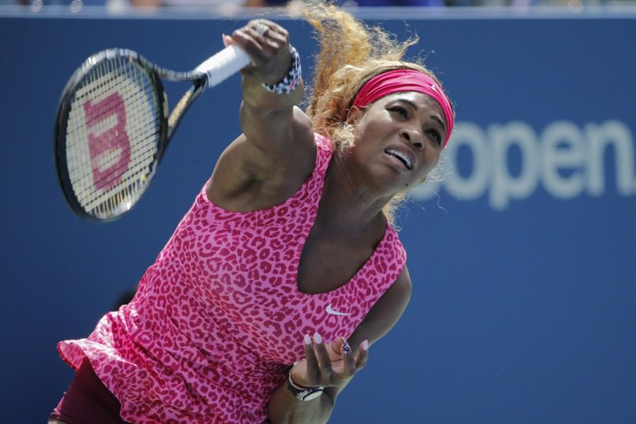 Serena Williams n'a fait qu'une bouchée de sa... (Photo Kena Betancur, AFP)