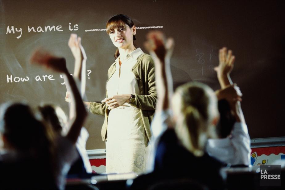 Le récent avis du Conseil supérieur de l'éducation... (Photomontage La Presse)