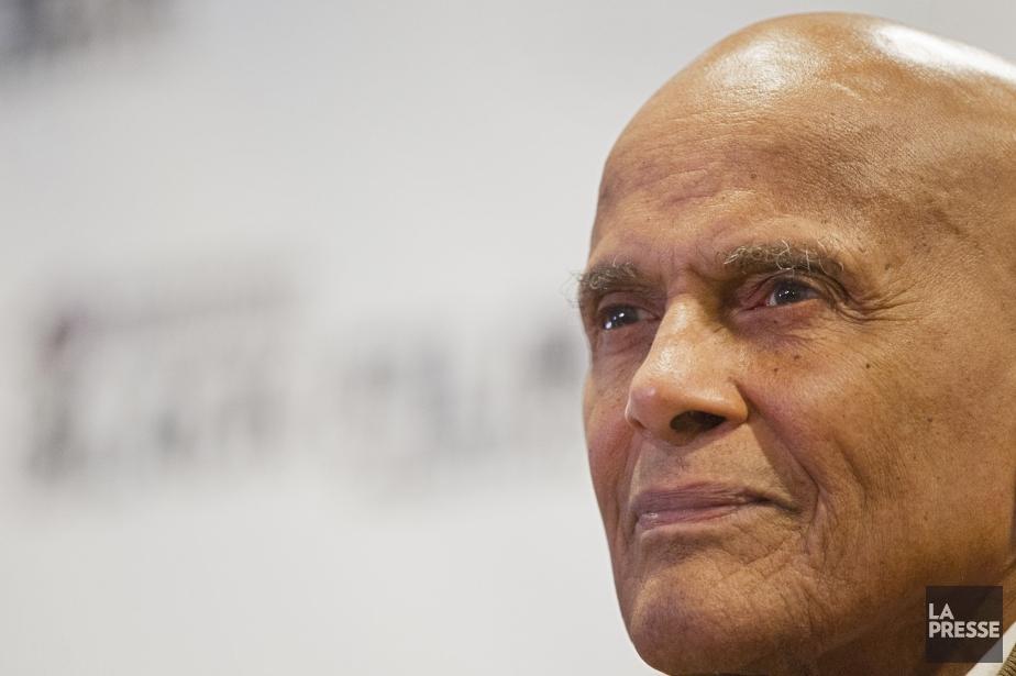 Harry Belafonte, 87 ans, va recevoir l'une des... (Photo Ivanoh Demers, Archives La Presse)