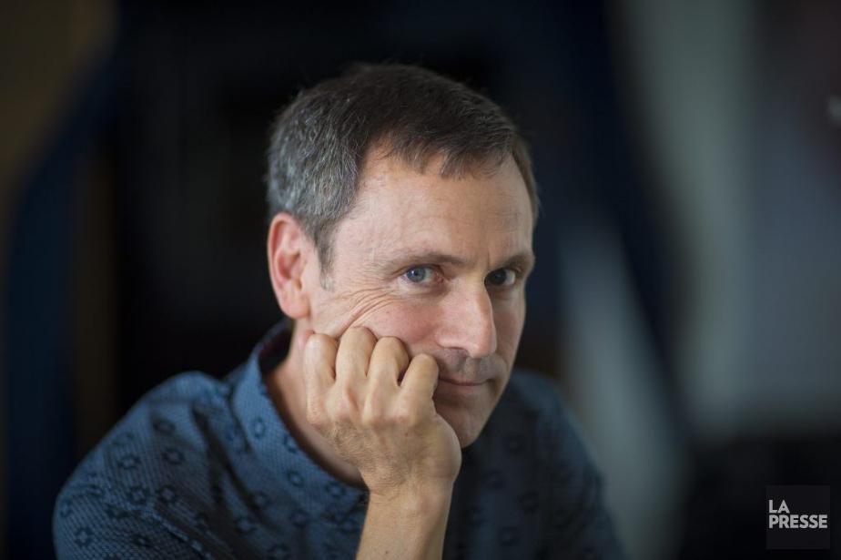 Martin Doyon, créateur de la série jeunesse Subito... (Photo André Pichette, La Presse)