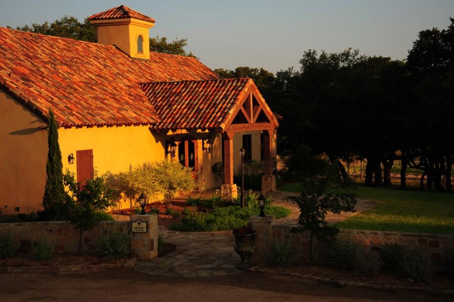 La production de vin chez Grape Creek Vineyards... (Photo fournie par Grape Creek Vineyards)