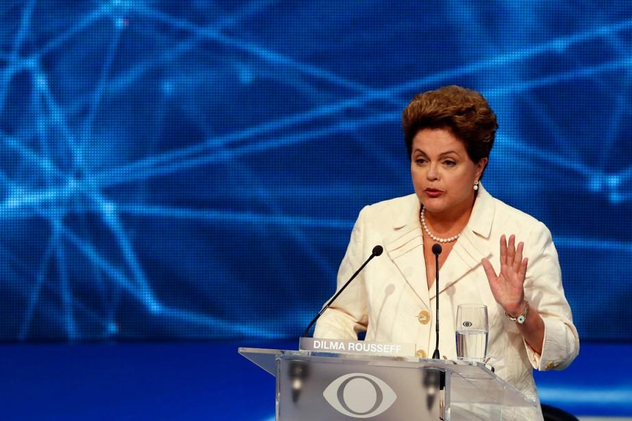 Le Brésil, septième économie... (Photo Paulo Whitaker, archives Reuters)