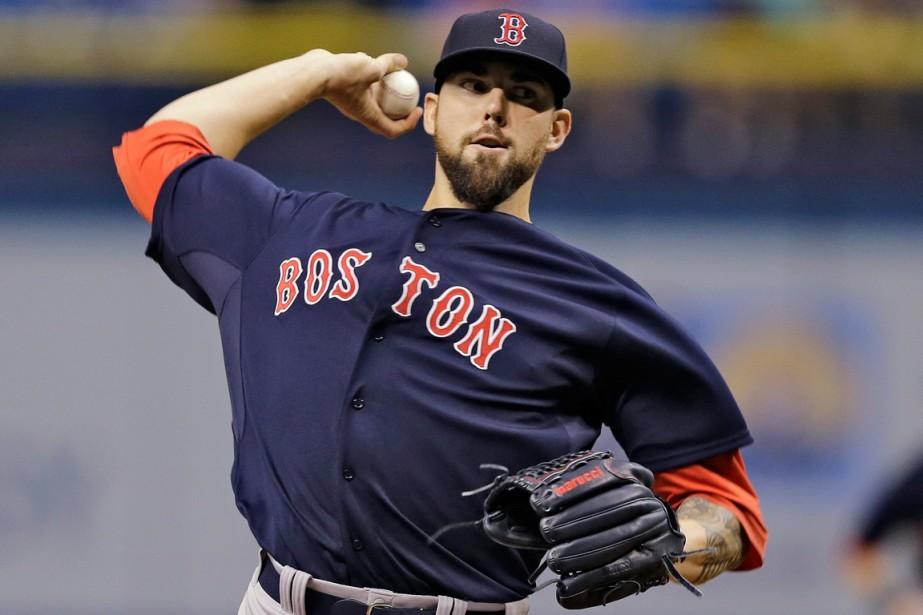 Anthony Ranaudodes Red Sox de Boston... (Photo Chris O'Meara, Associated Press)