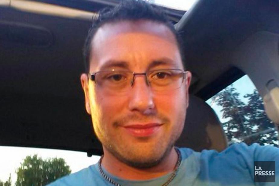 Philippe St-Louis a été retrouvé sans vie peu... (Photo fournie par le Service de police de Gatineau)