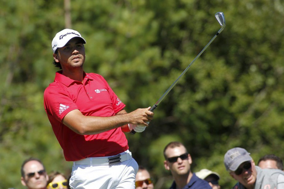 Jason Day... (PHOTO STEW MILNE, AP)