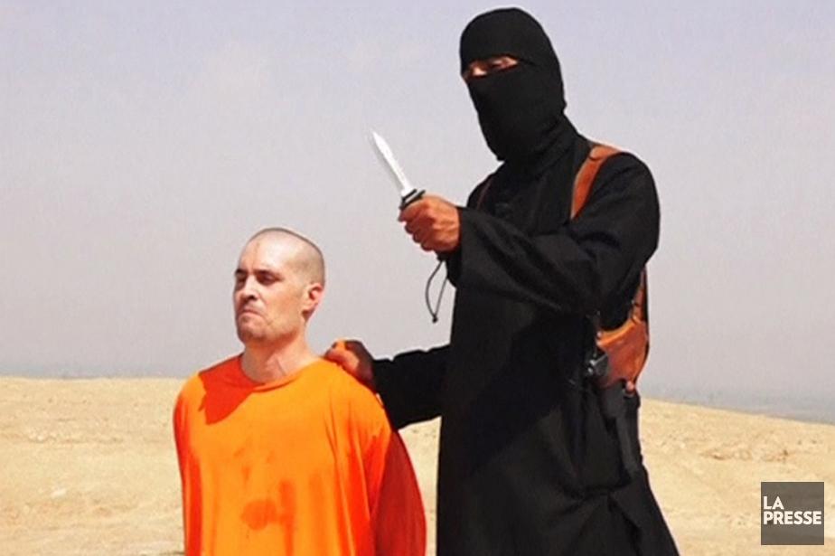 Le groupe État islamique a tué le journaliste... (PHOTO ARCHIVES REUTERS)