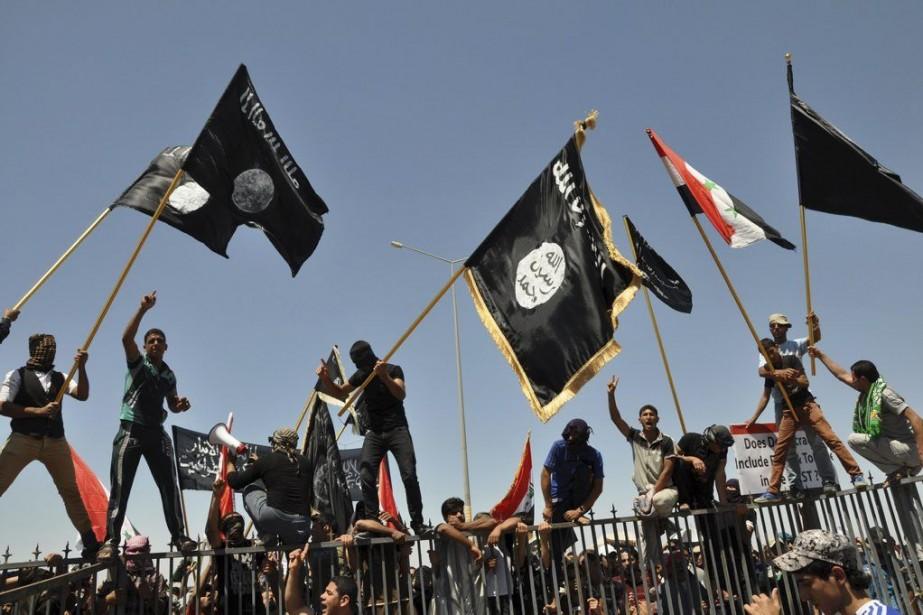Depuis le 9 juin, des insurgés sunnites menés... (PHOTO BILAL FAWZI, archives AP)