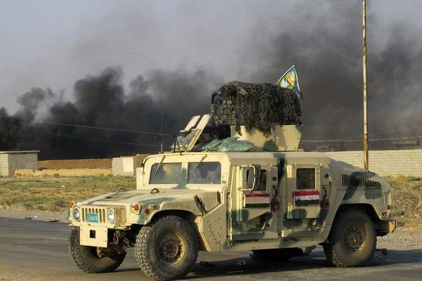 L'État islamique (EI) mène «une campagne systématique de... (Photo Reuters)