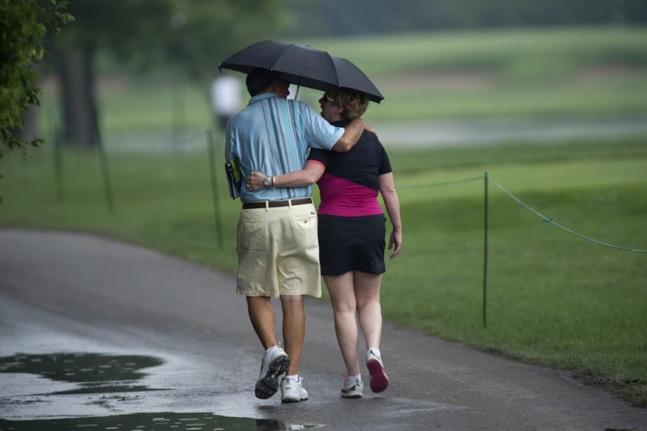Les conjoints de fait ont moins tendance à... (Photo Paul Chiasson, La Presse Canadienne)