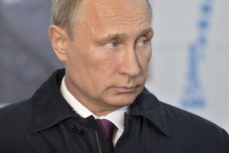Vladimir Poutine... (PHOTO ALEXEY NIKOLSKY, AFP/RIA NOVOSTI)