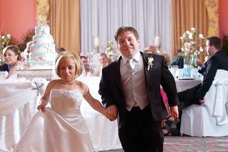 Le petit couple... (Photo: fournie par Moi&cie)