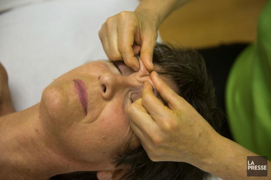Célèbre Massage du visage: renaître grâce au kobido | MARIE-FRANCE LÉGER  RB59