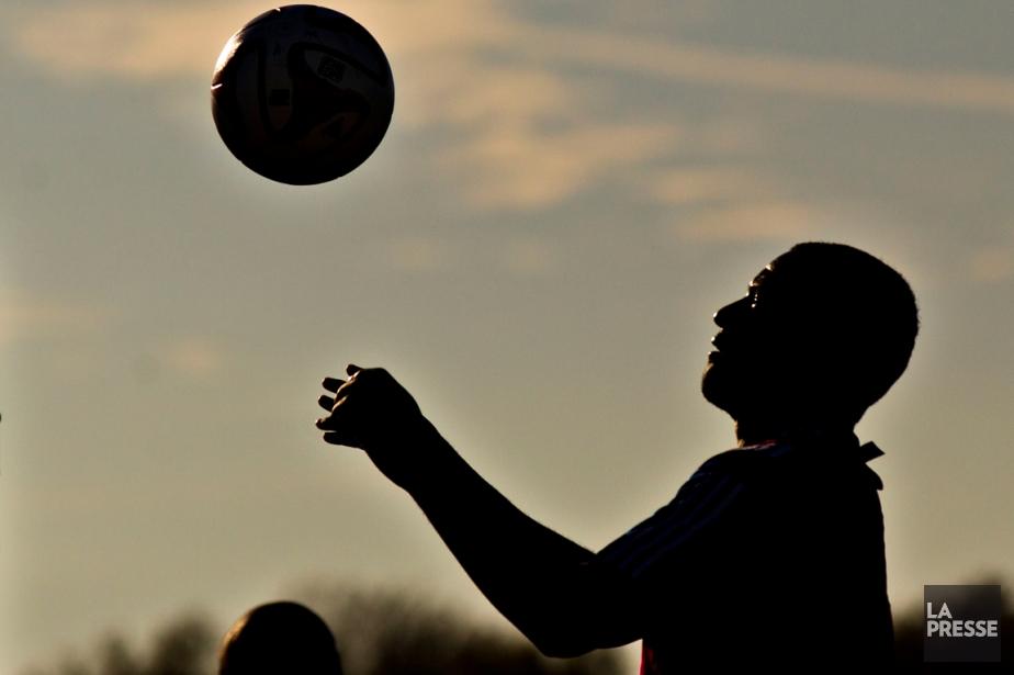 Quel jeune joueur de soccer n'a pas... (Photo Olivier Jean, archives La Presse)