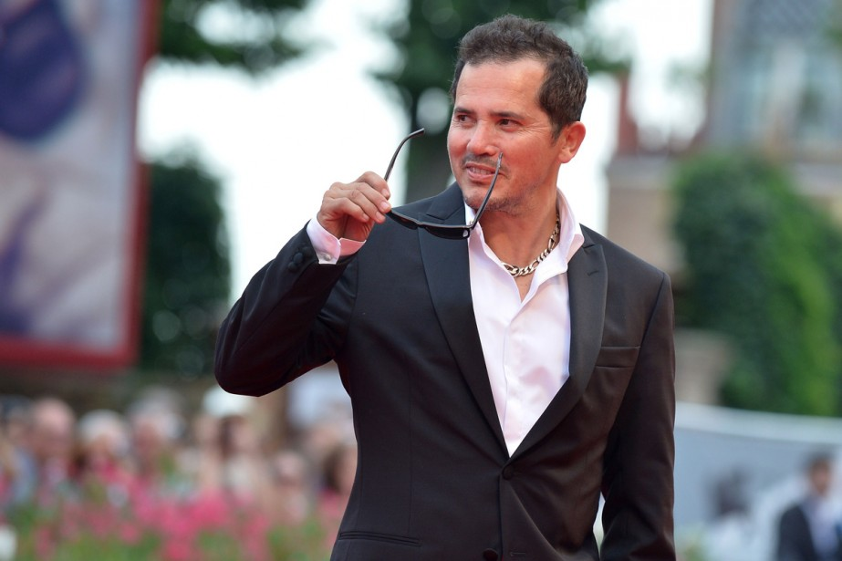 Jour 8 - John Leguizamo à la projection de <em>Cymbeline</em>. (Photo: AFP)