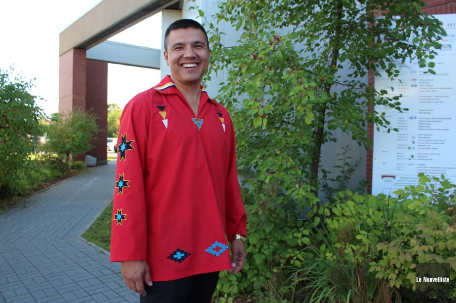 Le grand chef de la Nation Atikamekw, Constant... (Photo Audrey Tremblay, Archives Le Nouvelliste)