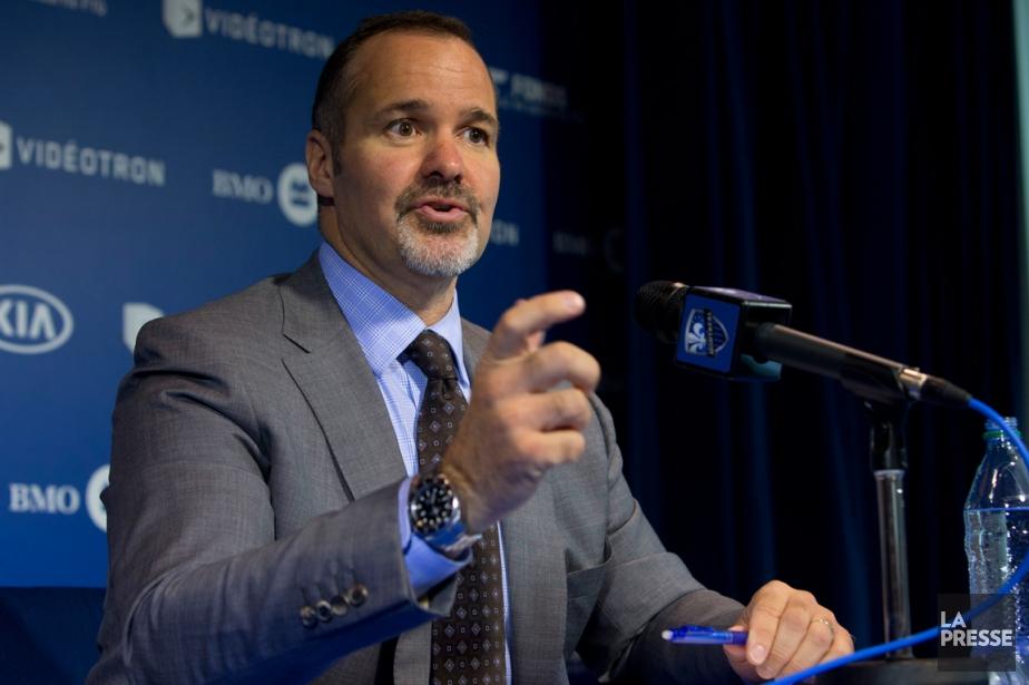 Le président de l'Impact de Montréal, Joey Saputo.... (Photo Olivier Jean, archives La Presse)