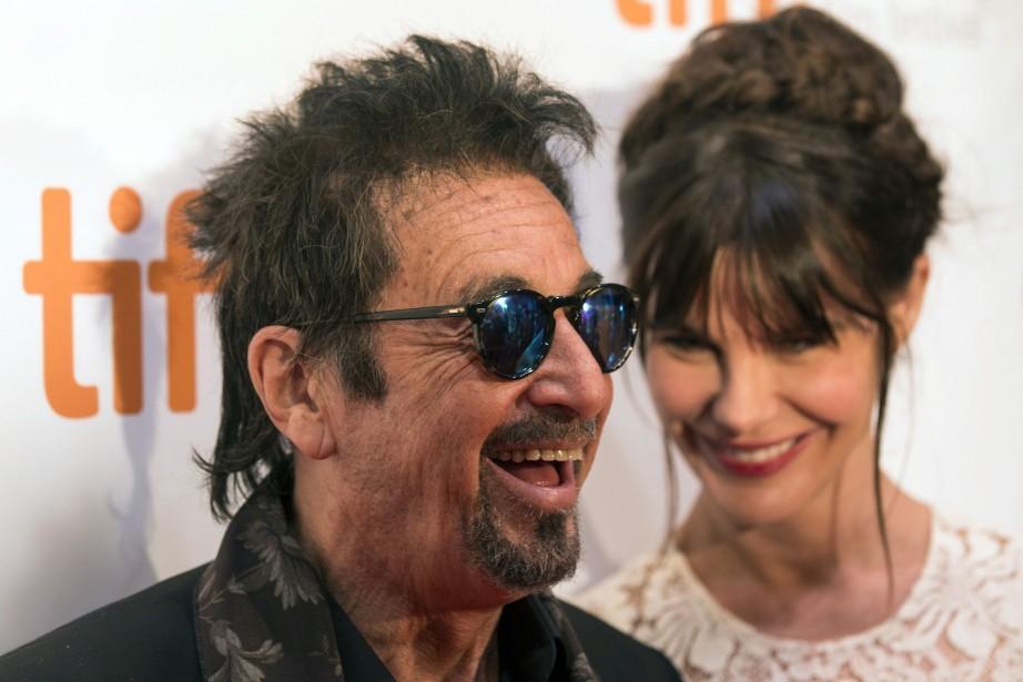 Al Pacino, 74 ans, dit n'avoir jamais douté... (Photo MARK BLINCH, Reuters)