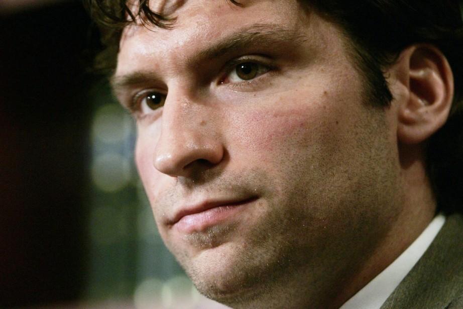 Moore, qui est maintenant âgé de 35 ans,... (Photo Adrian Wyld, Archives PC)