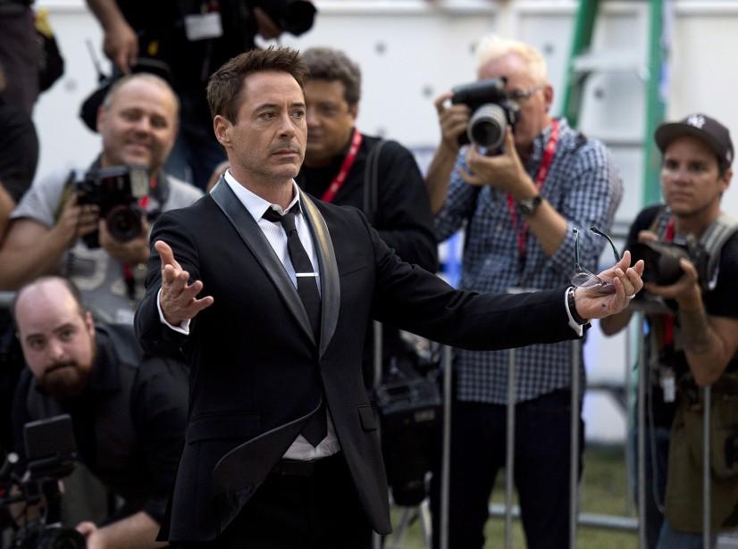 Jour 1 - Robert Downey Jr. (Photo PC)
