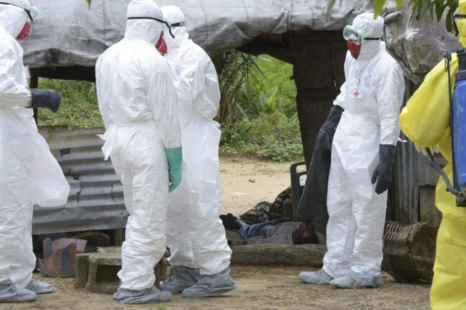 Le virus a tué plus de 1500 personnes... (PHOTO DOMINIQUE FAGET, AGENCE FRANCE-PRESSE)