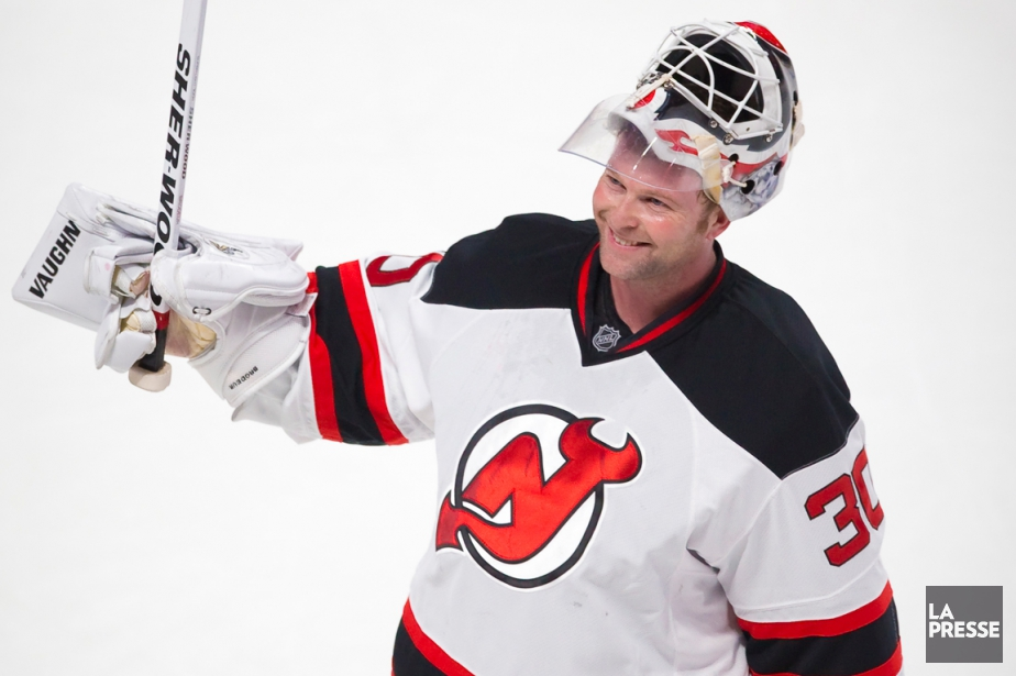 Martin Brodeura passé 21 saisons avec les Devils... (Photo André Pichette, archives La Presse)