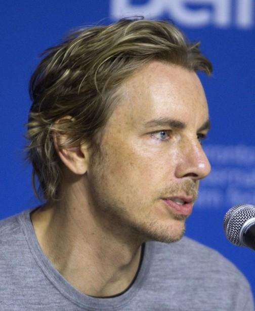Jour 2 - Dax Shepard en conférence de presse pour le film <em>The Judge</em>. (Photo: Reuters)