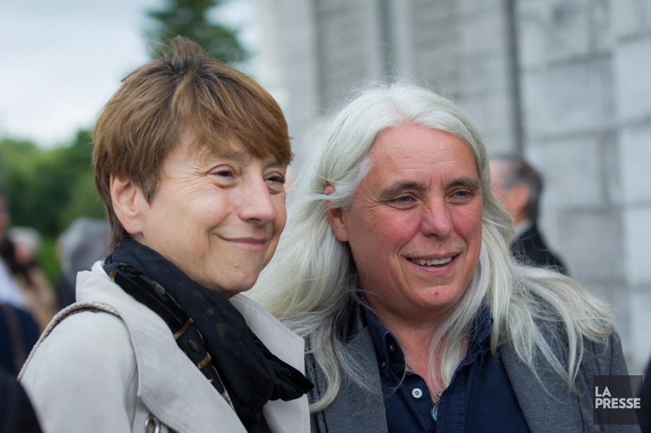 Françoise David (à gauche)et Manon Masséparticipent ce week-end... (Archives La Presse)