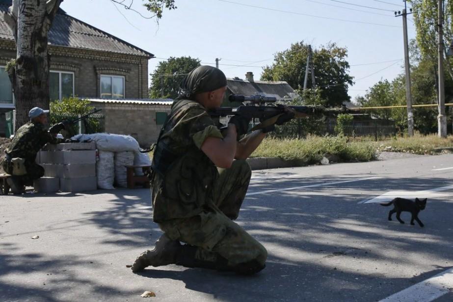 Les Occidentaux ont maintes fois accusé la Russie... (PHOTO MAXIM SHEMETOV, REUTERS)