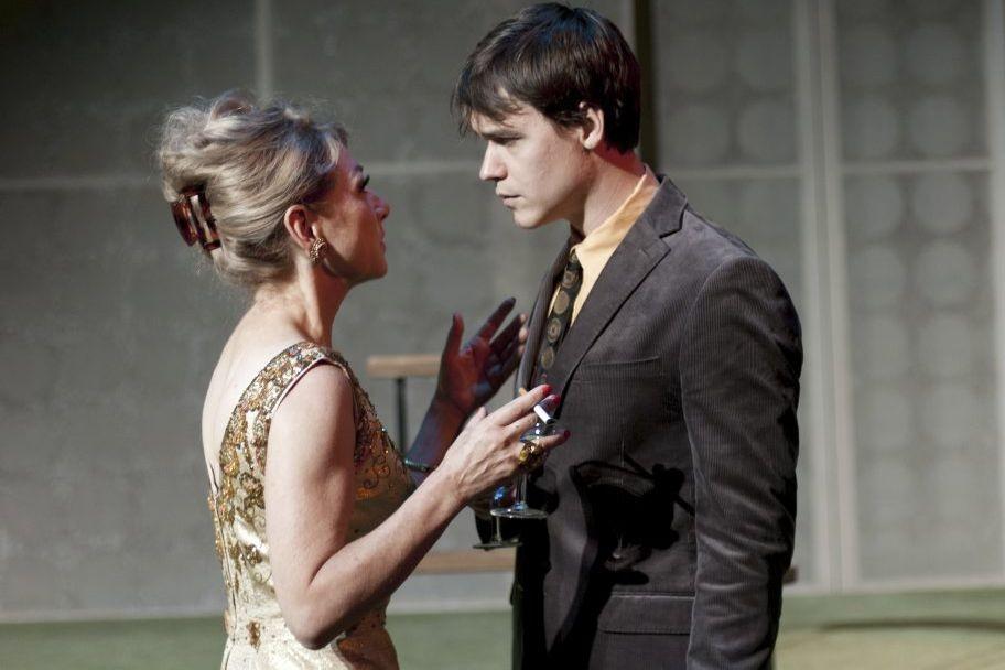 Le jeu des acteurs principaux, dont Brigitte Robinson... (Photo: Andrée Lanthier, fournie par le Centre Segal)