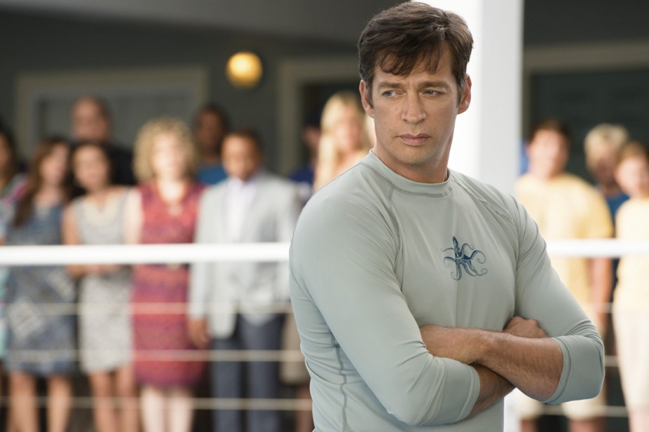 Harry Connick Jr. ne s'attendait jamais à... (Photo: fournie par Warner Bros.)