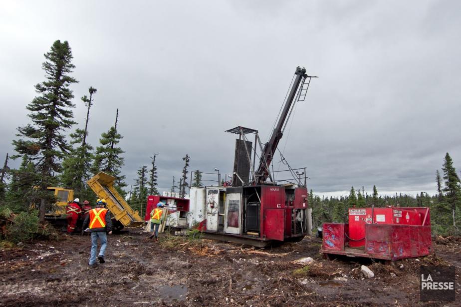 Un projet d'exploitation d'une mine d'uranium au nord... (PHOTO HUGO-SÉBASTIEN AUBERT, ARCHIVES LA PRESSE)