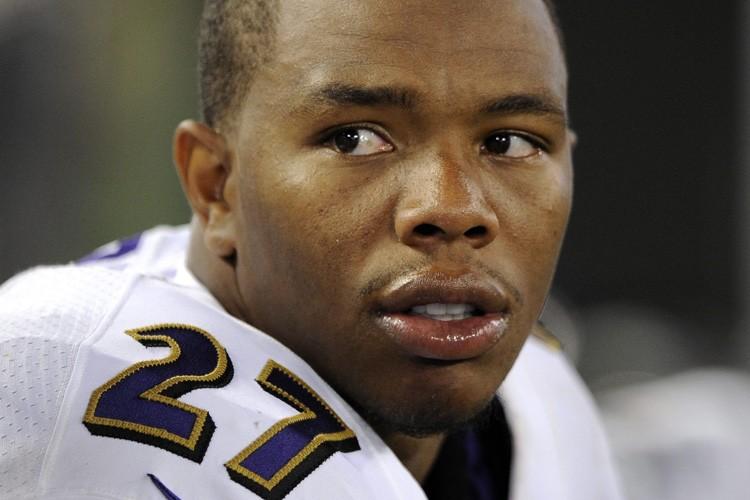 Ray Rice... (Photo: AP)