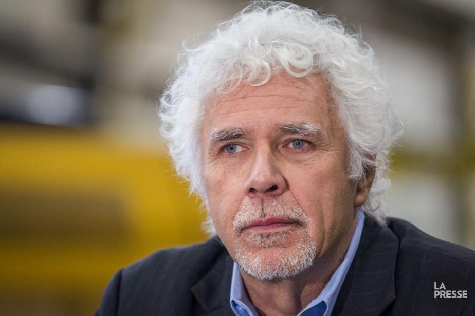 Le président du conseil d'administration d'Hexagone, Mario Bertrand,... (PHOTO OLIVIER PONTBRIAND, ARCHIVES LA PRESSE)