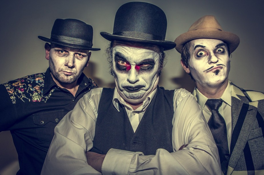 The Tiger Lillies... (Photo: fournie par le groupe)