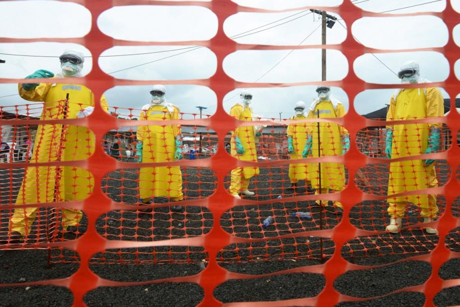 La saturation des centres de traitement (240 lits... (PHOTO DOMINIQUE FAGET, ARCHIVES AFP)