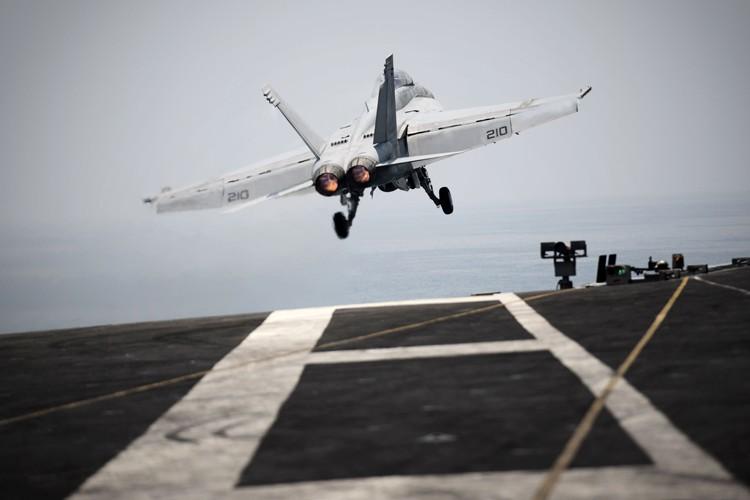 Ce sergent athée de la base aérienne de... (Photo: AFP)